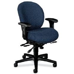 hon unanimous model g7628 high performance task chair saint louis