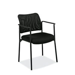 basyx by hon model hvl516 mesh guest chair g p office furniture